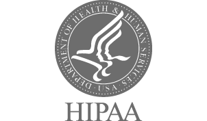 Health Insurance Portability and Accountability Act (HIPAA) logo