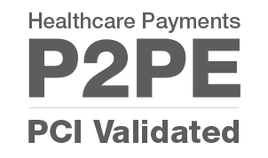 healthcare payments P2PE logo